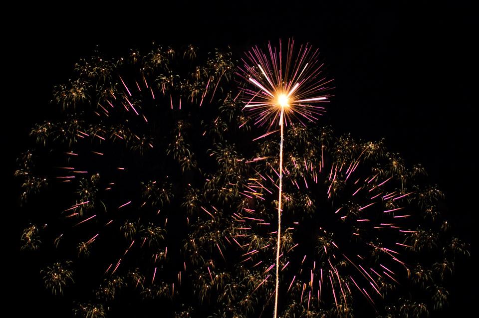 Lahaina Fireworks